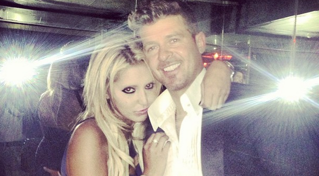 Lana Scolaro Reveals Details About Intimate Night With Robin Thicke