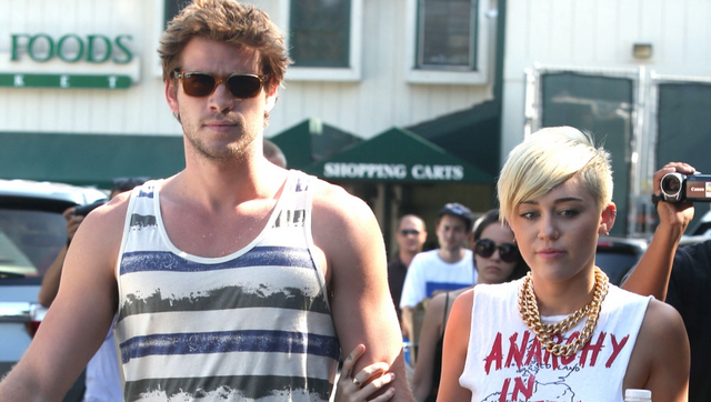 Did Miley Cyrus Unfollow Liam Hemsworth On Twitter? GASP!