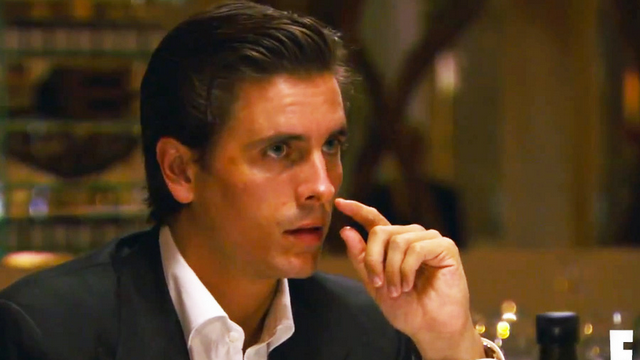 Does Scott Disick Wipe His Butt With $100 Bills?