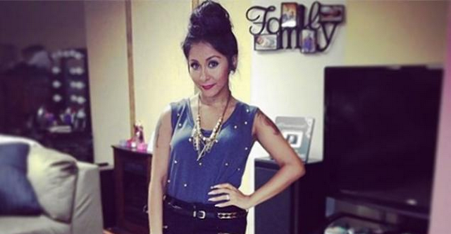 """Snooki Claims Her Boobs Are """"Disgusting"""""""