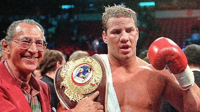 Boxing Champ and 'Rocky V' Star Dead At 44