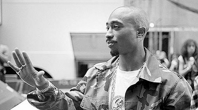 Tupac Shakur Biopic Coming Soon