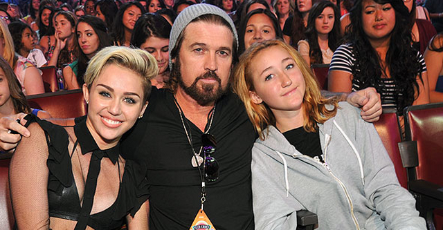 Billy Ray Cyrus Says Miley Cyrus Is The Happiest She's Ever Been, Y'all!