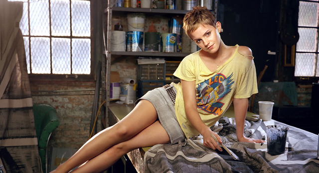 Emma Watson Named The World's Sexiest Movie Star