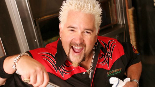 Celebrity Chef Guy Fieri Gets Into Hilarious Fight With Hairdresser (VIDEO)