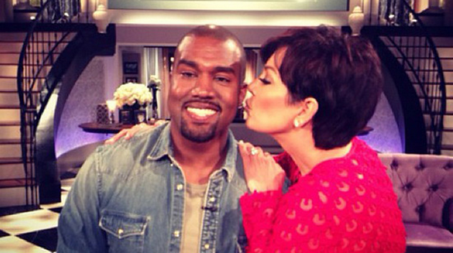 Kris Jenner Is Obsessed With Kanye West