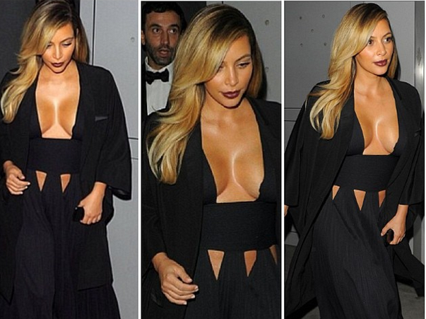 Kanye West Wants Kim Kardashian To Keep Her Delicious Curves