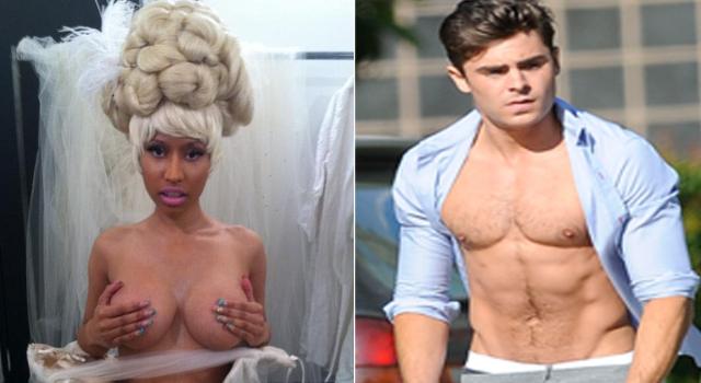 Nicki Minaj Had A Sex Affair With Former Disney Channel Star?