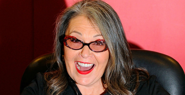 Roseanne Barr Says 'Two And a Half Men' Is Stealing Her Jokes