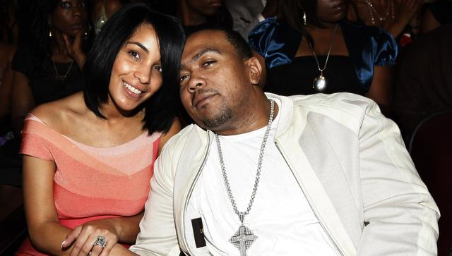 Timbaland's Wife Files For Divorce, She Wants It All