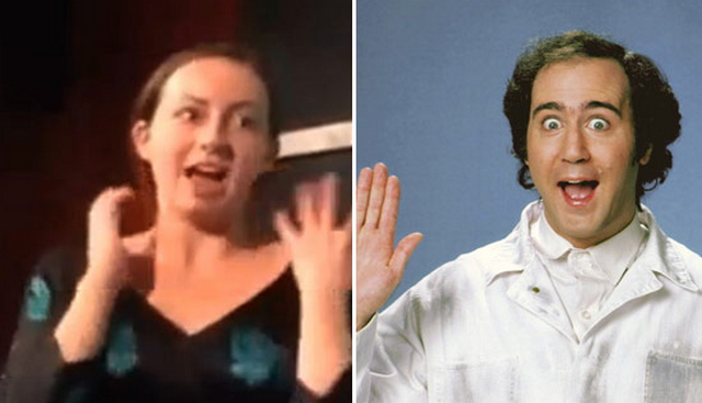 Is Andy Kaufman Still Alive? Alleged Daughter Speaks Out (VIDEO)
