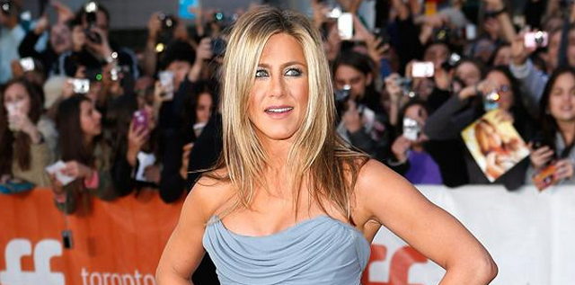 Jennifer Aniston Becomes The Latest Actress To Cut Off All Her Hair