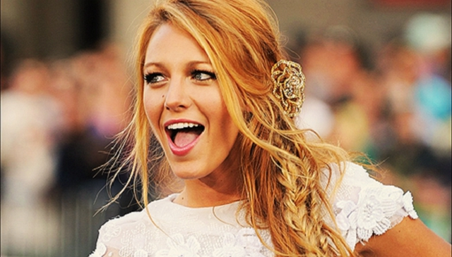 Blake Lively's Secret To Staying Thin? Don't Work Out And Eat Chocolate!