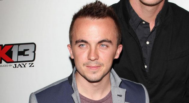 Frankie Muniz Suffers Second Mini-Stroke One Year after First