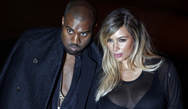 Kanye West's 'Bound 2' Video (Featuring Topless Kim Kardashian)