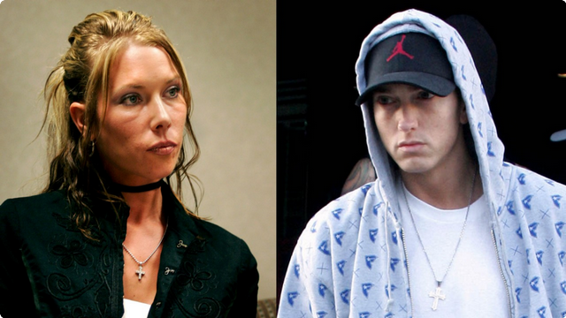Eminem and Kim Mathers Getting Back Together? What's The Mather with This?