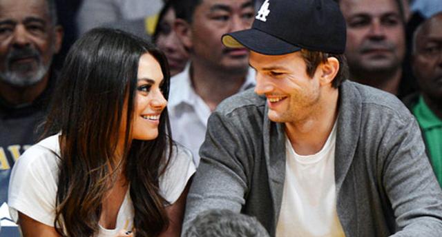 Did Ashton Kutcher Really Get Mila Kunis Pregnant? (VIDEO)