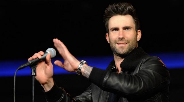 People Magazine Names Adam Levine 'Sexiest Man Alive' In 2013