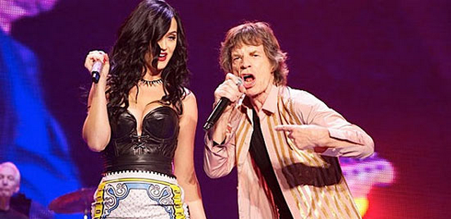 Did Mick Jagger Hit On Katy Perry When She Was Just 18-Years-Old?