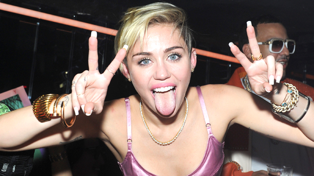 Miley Cyrus' 21st Birthday Features Strippers, Dr. Seuss Character and More Little People (VIDEO)
