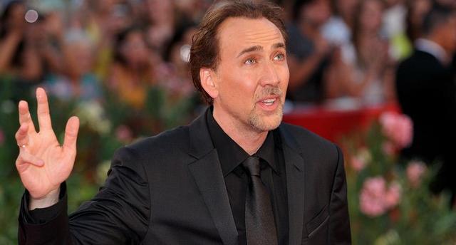 Nicolas Cage Sex Photos Are Floating Around Somewhere