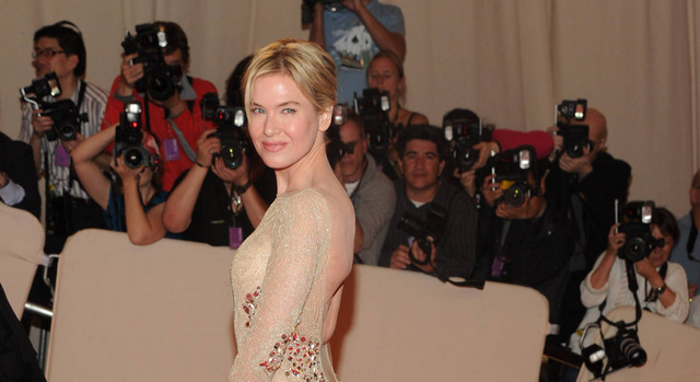 Renee Zellweger Fights Back Against Eating Disorder Rumors