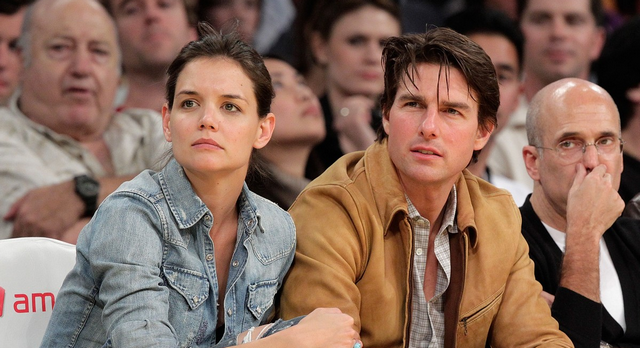 Tom Cruise Admits Big Reason Katie Holmes Left Was To Protect Suri From Scientology