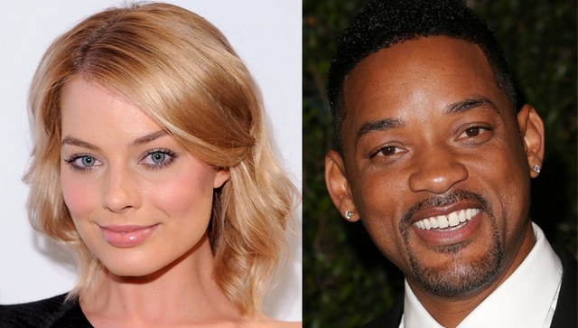 Will Smith Flirting Hardcore With 23-Year-old Co-Star?