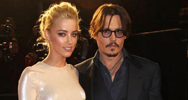 Johnny Depp Drops $50k On Christmas Gift For Amber Heard