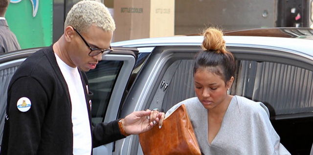 Karrueche Tran Is Taking Care Of Chris Brown In Rehab, Plans To Spend New Year's Eve With Him