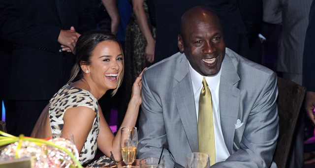 Michael Jordan and Model Wife Expecting First Child Together