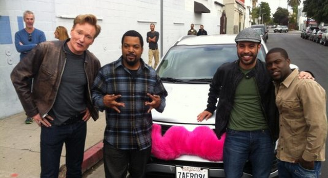 Conan O'Brien, Ice Cube and Kevin Hart Create The Funniest 10-Minute Video You Will Ever See