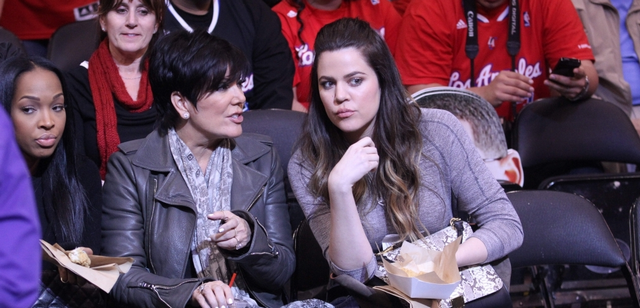 "Kris Jenner Claims Khloe Kardashian Is Staying ""Strong"" After Ending Marriage With Lamar Odom"