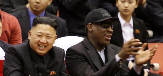 Dennis Rodman is Headed Back to North Korea, Plans to Train Basketball Team