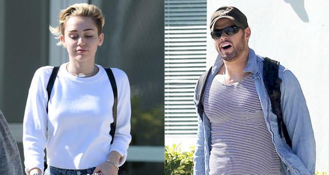 Miley Cyrus Dating 'Twilight Star' Kellan Lutz?
