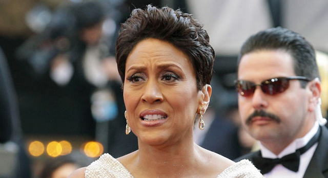 Robin Roberts Officially Comes Out, Thanks Girlfriend In Emotional Facebook Post