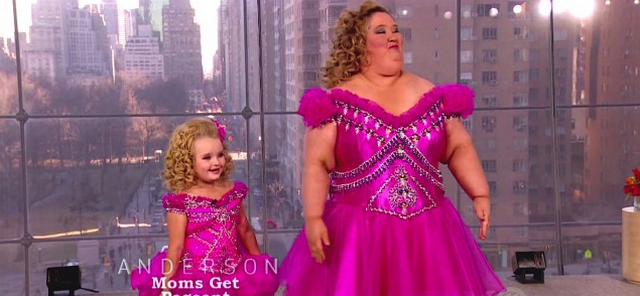 Honey Boo Boo Involved In Serious Car Accident (No, she wasn't behind the wheel)