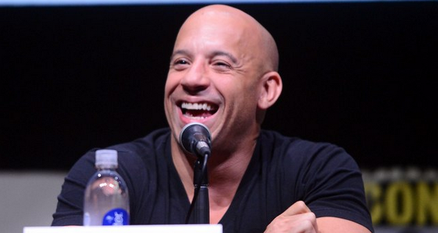 Seven Minutes Of Vin Diesel Dancing Like An Idiot To Katy Perry and Beyonce (VIDEO)