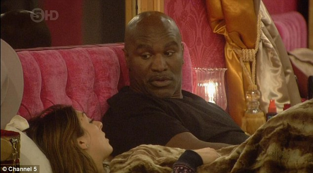 Evander Holyfield Pulls A Phil Robertson On 'Big Brother UK' Says Being Gay Can Be Fixed (VIDEO)
