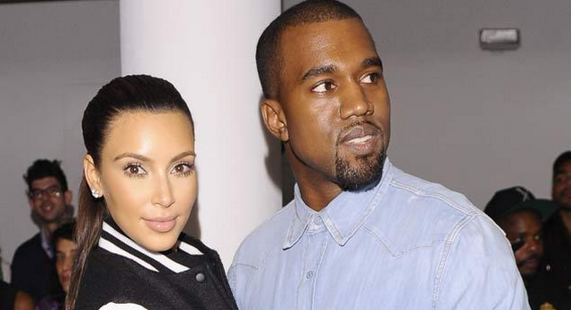 Kim Kardashian Shows Off The Top Of North West's Head In New Photo