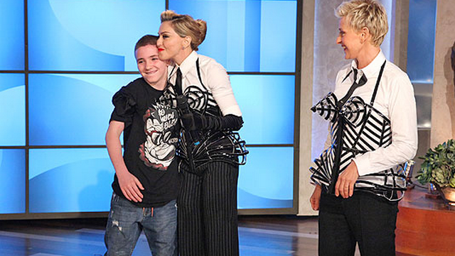 Madonna In Trouble After Calling Her Son The N-Word On Instagram