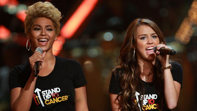 Did Miley Cyrus Really Talk Some S–t About Beyonce?