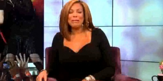Wendy Williams Has Huge Meltdown, Admits Her Son Doesn't Like Her (VIDEO)