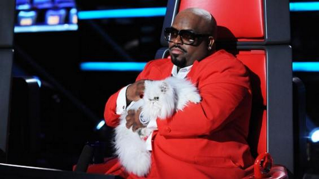 Goodbye Raptor Arms: Cee Lo Green Is Leaving The Voice For Good!
