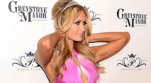"""Paris Hilton Shares """"Naked"""" Photo On Instagram Days After Forgetting To Wear Underwear To Birthday Party"""