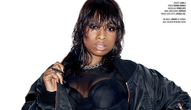 Jennifer Hudson Sizzles In The Latest Issue Of V Magazine: See The Sexy Photos Inside!