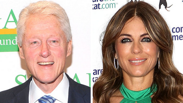 Elizabeth Hurley Claims She Did Not Have Sexual Relations With Bill Clinton, Threatens Legal Action
