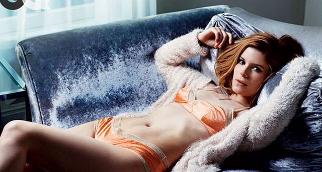 Kate Mara's Incredibly Sexy GQ Photos, We Got Them All Inside! (PHOTOS)