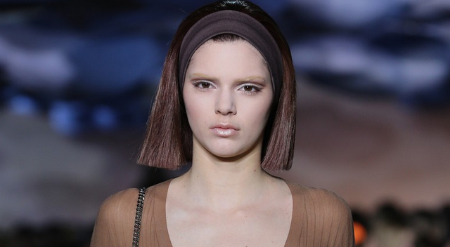 Kendall Jenner Shows Off Her Nipples Again During Mercedes-Benz Fashion Week (PHOTOS)