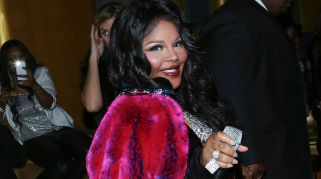 Lil' Kim Has Another Lil' Kim Growing Inside Of Her, See The Pictures Inside!